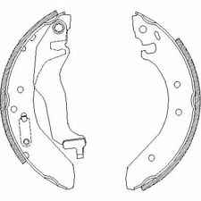 REMSA Brake Shoe Set 4400.00