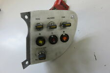 Ferrari 308 GT 4 Dino Dash Switch Plate For / Wiper Speed / Fog Light / Hazard
