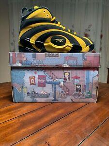 "Minions x Reebok Shaqnosis ""Shaq-Fu"" Sneakers Size 12"