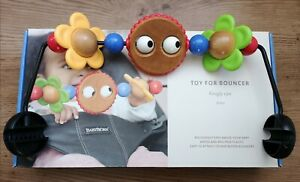 Baby Bjorn Toy Bar Wooden Googly Eyes for Bouncer Chair