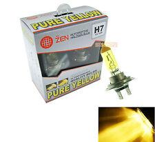 X2 H7 Type 2800K Xenon HID Halogen Headlight Bulb Pure Yellow Lamp 100W Headlamp
