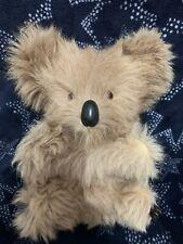 More details for vintage koala bear soft kangaroo fur hard stuffed body 8