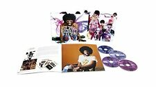Sly and The Family Stone Higher 4 CD + Book + Posters + Pictures - NEW & SEALED