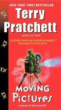 Moving Pictures : A Novel of Discworld by Terry Pratchett (2013, Paperback)