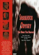 Sasquatch Odyssey: The Hunt for Big Foot (2005, REGION 1 DVD New)