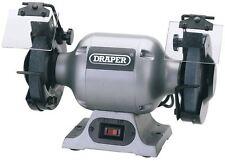 Draper 230V 150mm Heavy Duty Bench Grinder 29620