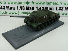 TK17U altaya IXO 1/43 TANKS WW2 : ISU-122 1st Belorussian Front Allemagne 1945
