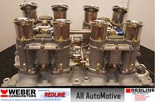 Ford 429 / 460 Weber 48IDA kit w/manifold, linkage, & 4 genuine 48 IDA webers