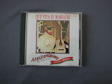 CD QUE VIVA EL MARIACHI - MEXICANÍSIMO 24 EXITOS - Edición Limitada