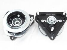 Camber Plates for Ford Focus , Mazda 3 , Volvo C30 - ADJUSTABLE -  BLACK