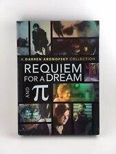 A Darren Aronofsky Collection (Dvd, 2007, 2-Disc Set) Pi Requiem For A Dream