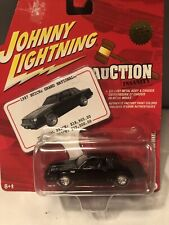 1987 BUICK GRAND NATIONAL     2005 JOHNNY LIGHTNING AUCTION INSANITY  1:64 SCALE