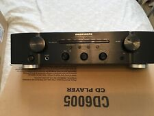 Marantz PM6005 60W Stereo Integrated Amplifier - Black