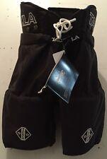 Ice Hockey Sr Pant Tackla Brown 2440 w/leg zipper: Sizes: M, M-L, L