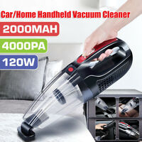 Wet & Dry Vacuum Cleaner Car Cordless Handheld Rechargeable Home Portable