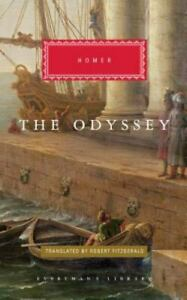 The Odyssey (Everyman's Library Classics Series) by Homer; Robert Fitzgerald