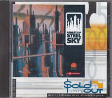 Beneath a Steel Sky -  PC Game - Windows 98, Windows 95 SEALED