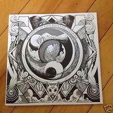"""SLEEPING IN GETHSEMANE / LOOM split 7"""" vinyl ltd 500 Pelican Cursive Randy Ortiz"""
