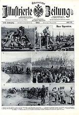 Spanien Krieg Revolution Bilder der Woche Sonntag 8 August 1909