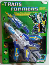 TRANSFORMERS VTG 80's DECEPTICON DREADWIND DARKWING DREADWING POWERMASTER MOC B
