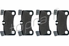 kit de plaquettes de frein arrière Audi Q7 PORSCHE Cayenne VW Touareg 7L0698451F