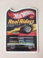 MAGNET RLC Real Riders '83 Chevy Silverado green MAGNET for Fridge Toolbox