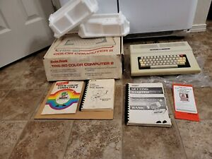 Tandy Radio Shack TRS-80 Color Computer 2 16k (UNTESTED)