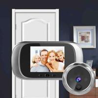 2.8 inch Infrared Motion Sensor Long Standby Night Vision HD Camera Door Bell