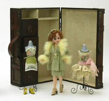 "Madame Alexander 1920's Cissette 10"" Doll Trunk Set Limited Edition 500 PC new"