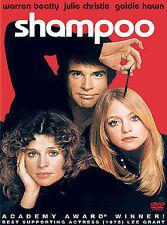 Shampoo (DVD, 2003) BRAND NEW SEALED Warren Beatty Goldie Hawn