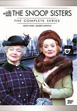 Snoop Sisters Complete Series DVD Set Collection TV Show Vintage Episode Lot Box