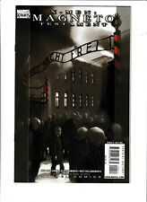 X-Men: Magneto Testament Marvel Comics #4 NM- 9.2 WWII Nazi's Holocaust 2008