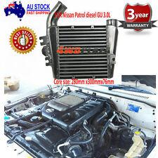 Top Mount Intercooler FOR Nissan Patrol diesel GU 3.0L ZD30 DI Turbo Diesel Best