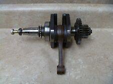 Yamaha 185 SR EXCITER SR185-J Used Engine Crankshaft & Rod 1982 #SM30