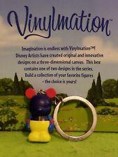 """Disney Vinylmation 1.5"""" Park Set 2 Junior Jr Character Color Block Snow White"""