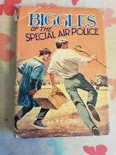 **HB** Biggles of the Special Air Police by Captain W.E. Johns