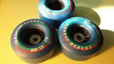 Longboard 3 Ruote kryptonics Classic 85mm/80A skateboard Wheels