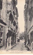 BLOIS 77 vieilles maisons rue saint-lubin english sub