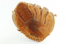 """Vintage Wilson The A2000 Xxl 13"""" Leather Ball Glove Rht Duel Hinge Pt # 2722007"""