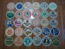 alte Bierdeckelsammlung Bierdeckel Coaster DDR verschiedene Brauereien (90St.)