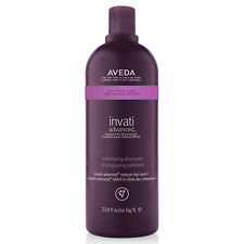 "Aveda Invati Advanced Exfoliating Shampoo 33.8 fl oz. 1 Liter BB ""New"""