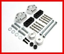 """86-95 Toyota IFS Pickup 3"""" Front Leveling Lift Kit /Diff Drop 4WD Silver"""