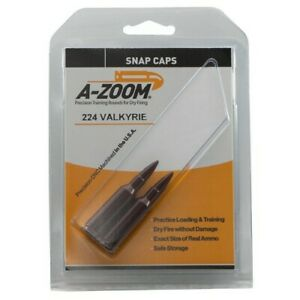 Pachmayr 12401 A Zoom Aluminum Striker Cap 2 Pack For 224 Valkyrie