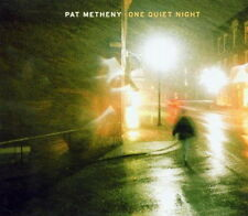 CD Album Pat Metheny One Quiet Night (Song For The Boys) 2003 Warner