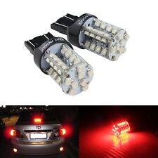2x T20 7440 7443 W21W 40 SMD LED Standlicht Bremslicht Rücklicht Lampe Birne Rot