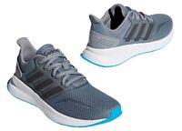 Adidas RUNFALCON K F36539 Grigio Scarpe da Ginnastica Bambini Comode Leggere