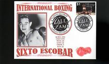 Sixto Escobar Inter' Boxing Hall Of Fame Inductee Cov