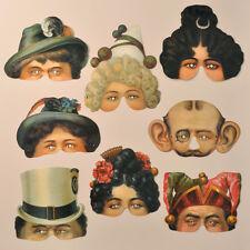 Mamelok Moyse's Hall Paper Masks (R466)