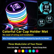 1pcs Car Multicolor LED Lighting Decor Lamps Light Dodge Lamp Interior Lights