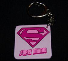 Porte-clés SUPER MAMIE (modele 2) a offrir pour FETE DES GRANDS MERES
